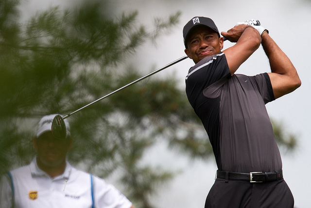 Tiger Woods (Courtesy: myophoto)