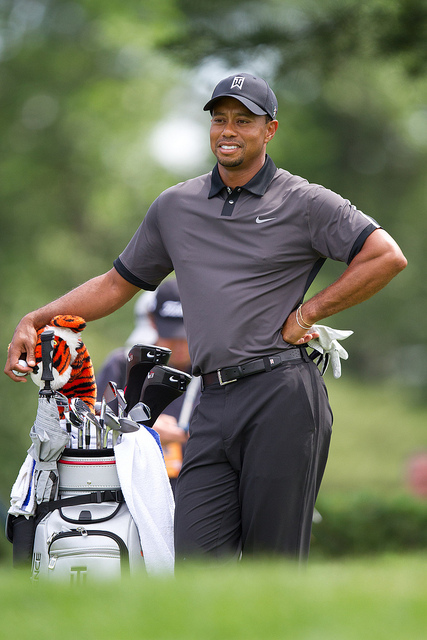 Tiger Woods (Courtesy: myophoto)