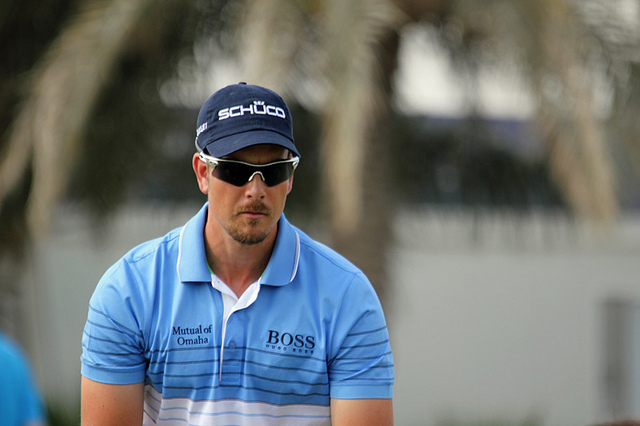 Henrik Stenson (Courtesy: TourProGolfClubs.com)