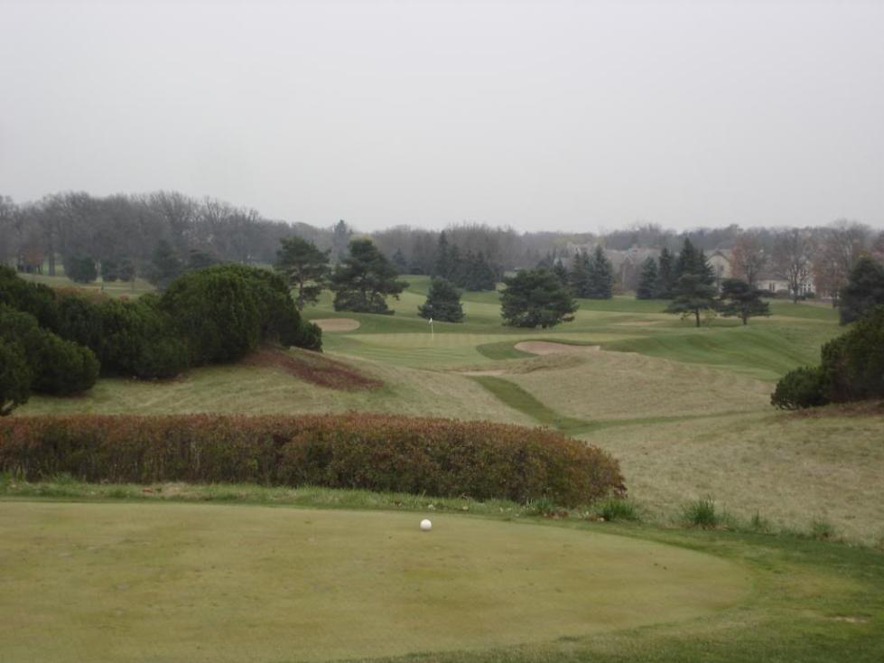 The 17th tee at Conway Farms. (Courtesy: lefty42 at Toronto Golf Nuts)