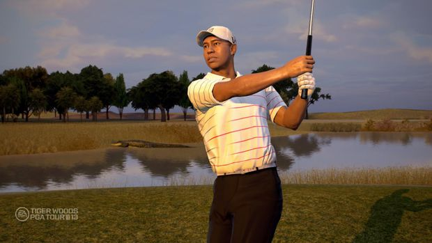 Tiger Woods PGA Tour 13 (Courtesy: Zimbio.com)