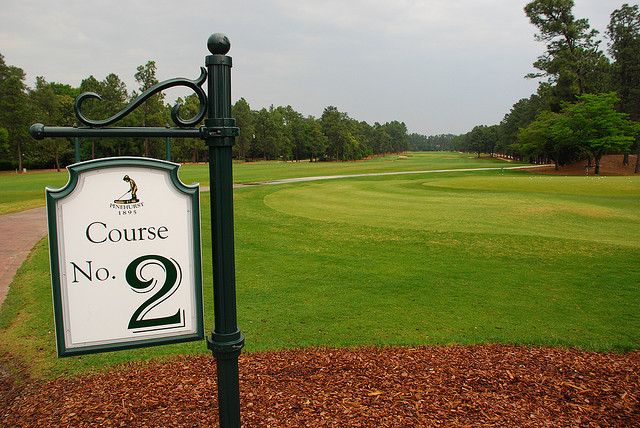 Pinehurst No 2 (Courtesy: deltaMike)