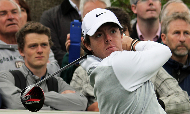 Rory McIlroy (Courtesy: TourProGolfClubs)