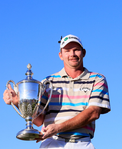 Tommy Gainey, the 2012 McGladrey's winner. (Courtesy: Zimbio.com)