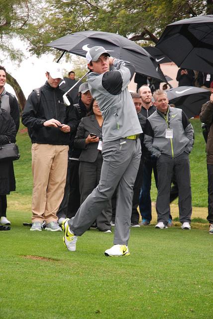 Rory McIlroy (Courtesy: Inside Golf Media)