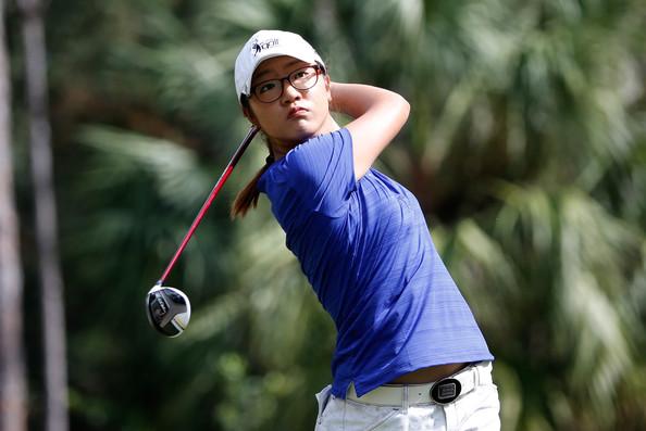 Lydia Ko (Courtesy: Zimbio.com)