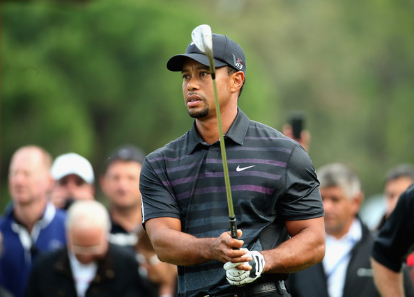 Tiger Woods (Courtesy: Zimbio.com)