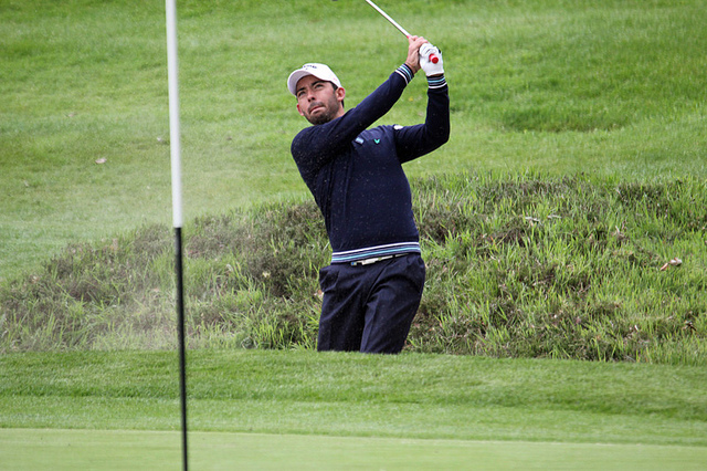 Pablo Larrazabal (Courtesy: TourProGolfClubs.com)
