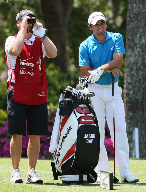 Jason Day (Courtesy: Keith Allison)